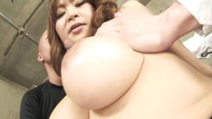 Hikaru Wakabayashi in a steamy and hardcore sex