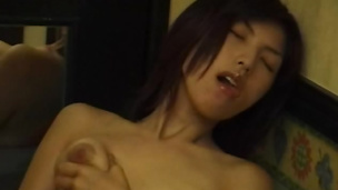 Hot fuck and horny lesbian couple making out and fucking pussies with dildo in the bathroom