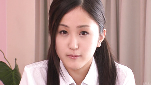 Ai Wakana schoolgirl in a creampie asian porn