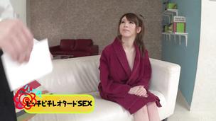 Hard fuck and Asina blowjob by Maki Koizumi