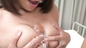 Intoxicating babe shows off her superb blowjob skills