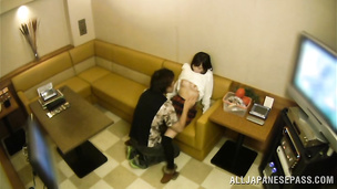 Lewd Ayumi Kimino gets her nana and ass drilled