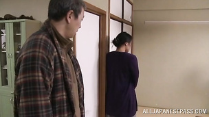 Savory oriental hottie Mina Kanamori loving to be seduced