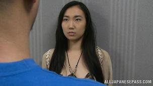 Insatiable girlfriend fucks like a pro