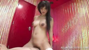 Ravishing Kotori Hanagara is a real hot slut