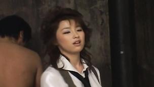 Maiden Akane Sakura is luscious and ready to satisfies her fellow